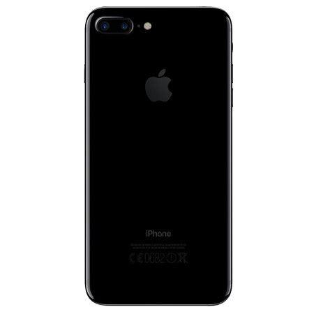 sim free iphone 7 plus unlocked jet black 128gb