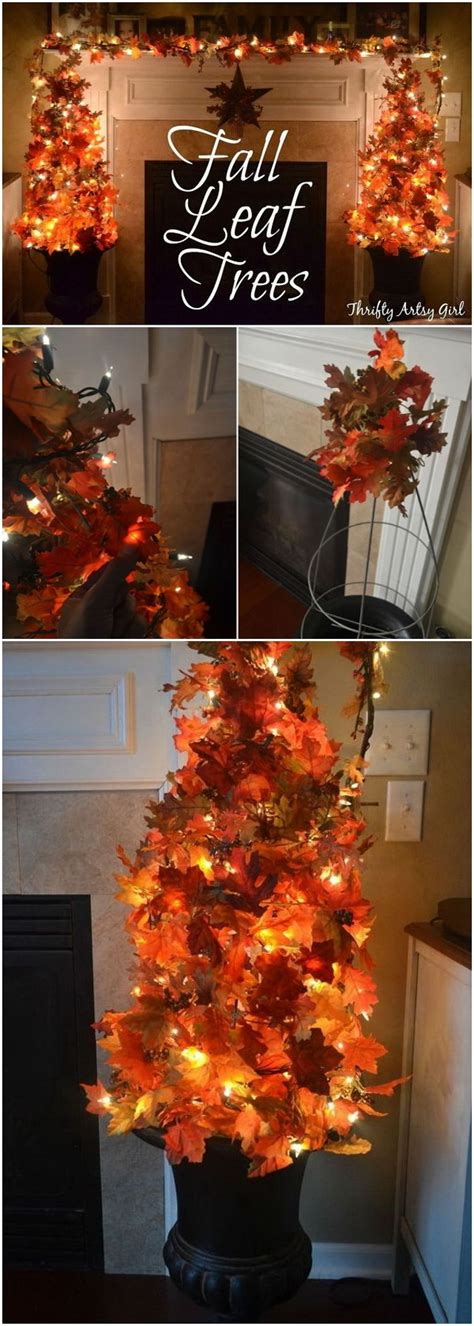 easy to make fall decorations 35 easy fall decorating ideas for 2017 listing more
