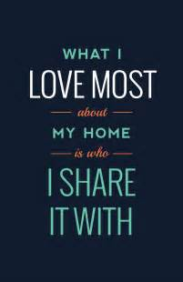 what is my home 11x17 quote typography print quot what i most about my