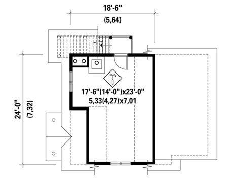 garage loft floor plans garage plans with loft three car garage loft plan at