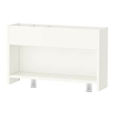 Desk Add On Shelf by P 197 Hl Add On Unit For Desk Computer Study Table White Green