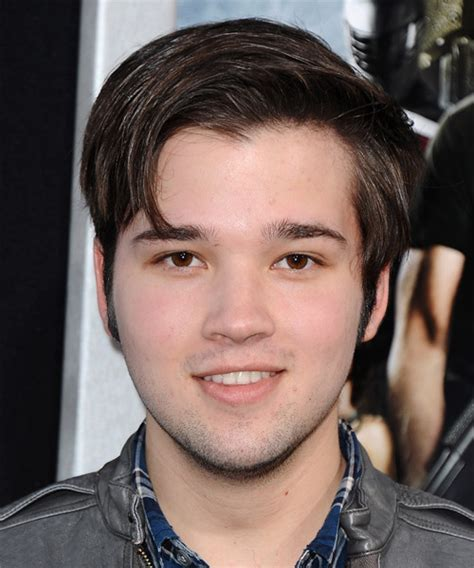 Nathan Hairstyle by Nathan Kress Hairstyles In 2018