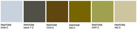 Palette Colori Marrone by Zona Giorno In Grigio E Marrone Con Un Tocco Di Verde