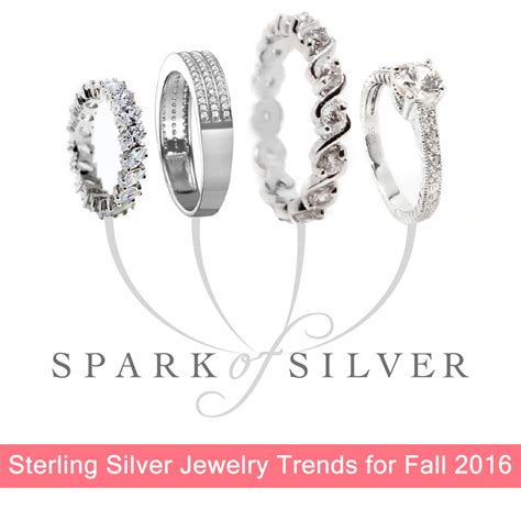 Trends Jewelry by Sterling Silver Jewelry Trends For Fall 2016