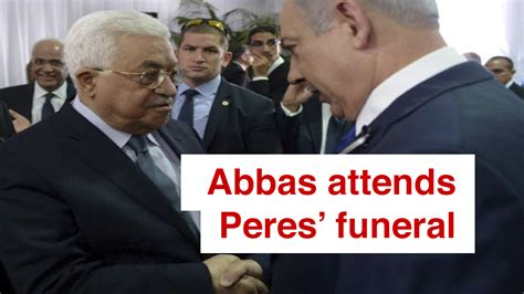 shimon peres funeral attended by 28 images abbas