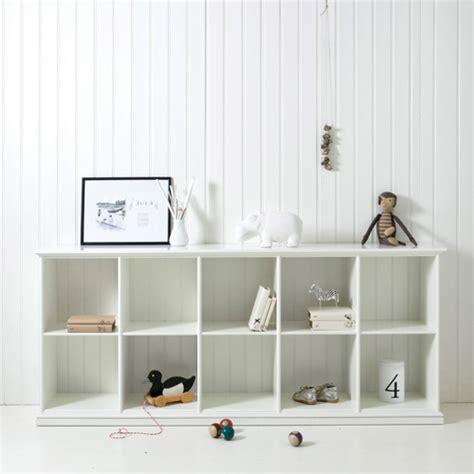 regal niedrig oliver furniture regal niedrig wei 223 10 f 228 cher
