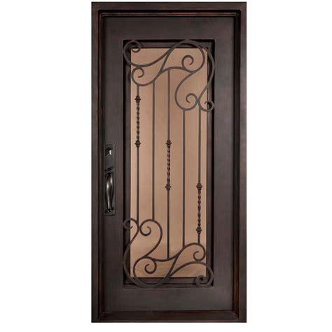 iron doors unlimited 46 in x 97 5 in armonia classic