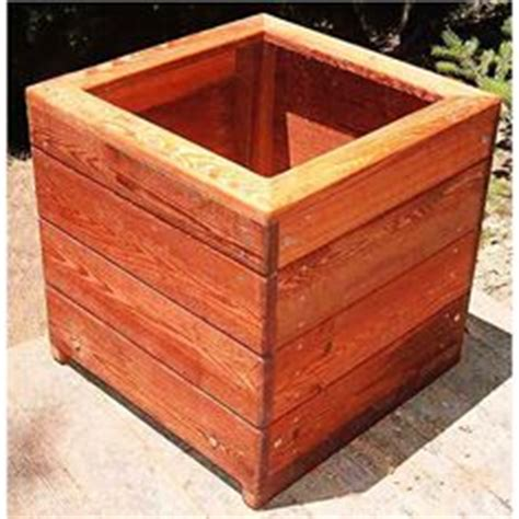 Tree Box Planter by 1000 Images About Wood Planter Tree Box On