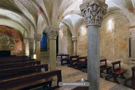 notai pavia basilica di san michele maggiore pavia italia