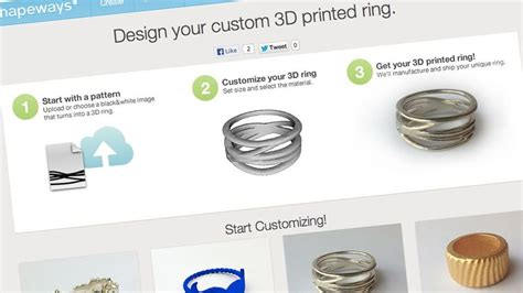 design ring app app makes it easy to design your own 3d printed ring