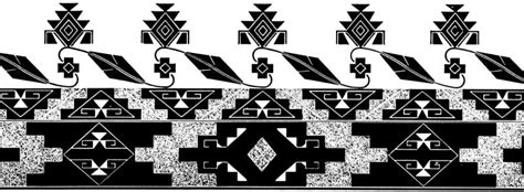 pueblo designs pueblo embroidery design dark mantas