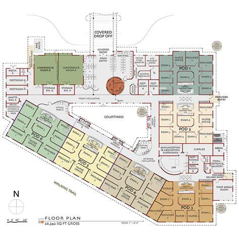 health center floor plan open door community health center grant application and