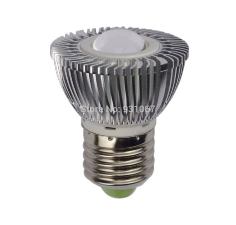 12v Gu10 Led Light Bulbs E27 Gu10 Mr16 Led Spot Light L 12v 220v 110v 3w Spotlight Bulb L Warm Cool White In Led