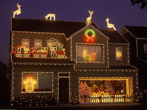 decorated christmas homes unique outdoor christmas lights modern magazin