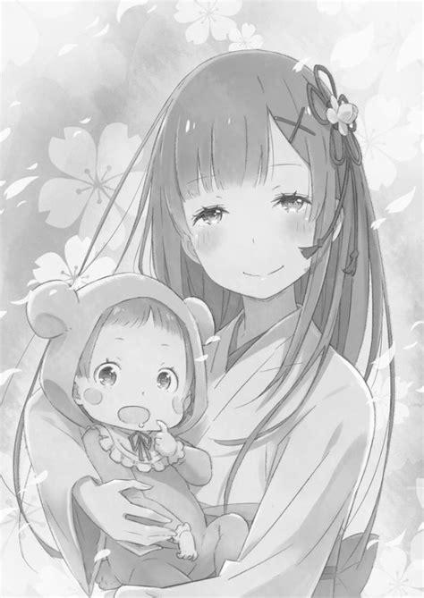 subaru and emilia married เผยโฉมแรก light novel ภาคแยก re zero quot หาก subaru ลงเอยก บ