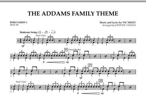 theme song addams family the addams family theme