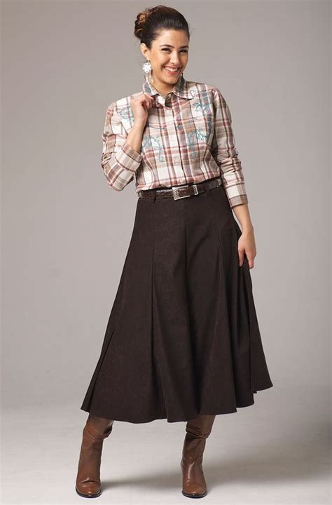 brown gaucho s western clothing n