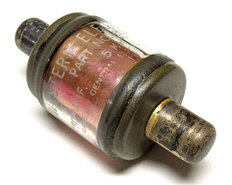 vacuum gap capacitor western electric 8047 the vintage technology association