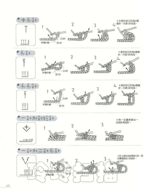 japanese pattern translation 44 best crochet translations images on pinterest