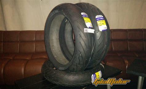 Michelin Pilot 130 70 17 Ban Motor Sport michelin rilis 3 ukuran baru pilot radial gilamotor