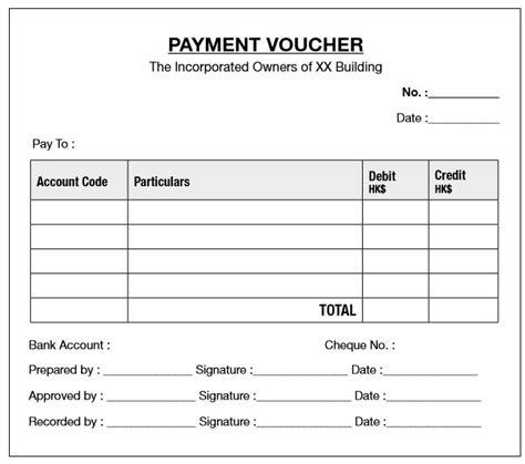 basic sample cash receipt voucher template and design idea vlashed
