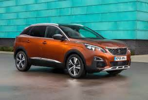 Peugeot 4008 For Sale Uk Peugeot 3008 Suv 2016 Photos Parkers