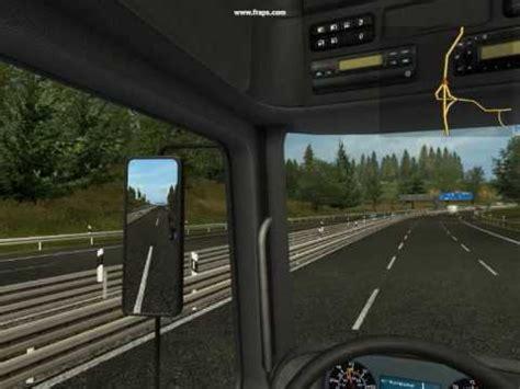 Film Qui Rame | german trucks simulator camion allemand qui rame youtube