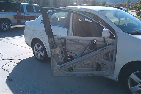 fix car door window it won t roll up or