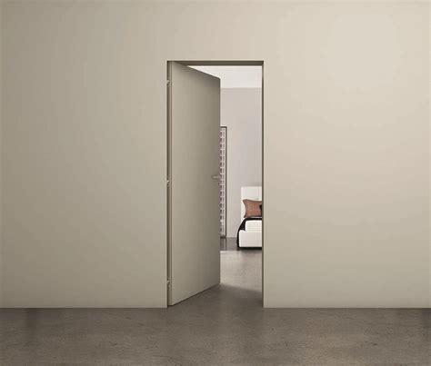 porta filo porta a battente a filo muro filomuro zero porta a filo
