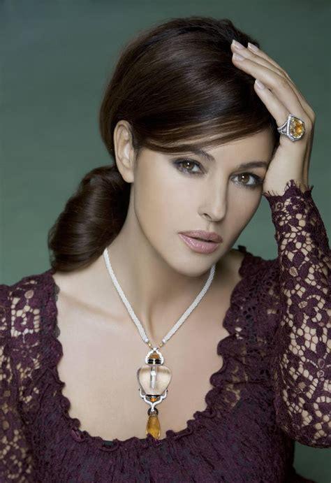 monica bellucci face shape 376 best beautiful women images on pinterest