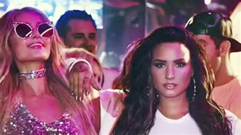 demi lovato sorry not sorry hairstyle demi lovato and paris hilton star in quot sorry not sorry