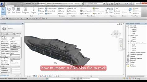 3ds max 3ds max 2010 models files 3ds 187 page 96 how to import a 3ds max file to revit youtube