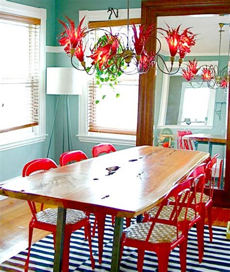 colorful dining room table best of dining rooms square tables design sponge