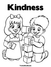 kindness coloring pages kindness coloring pages 171 free coloring pages