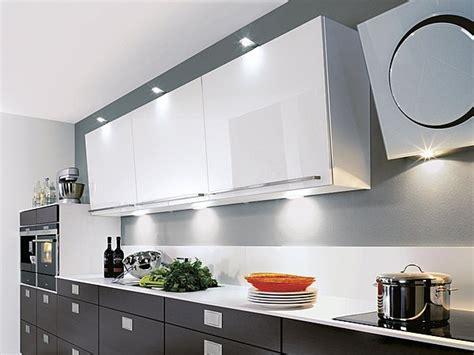 eclairage cuisine spot clairage plan de travail cuisine led clairage de