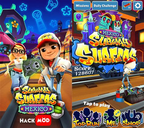 download game subway surf mod apk versi terbaru subway surfers mexico mod for android