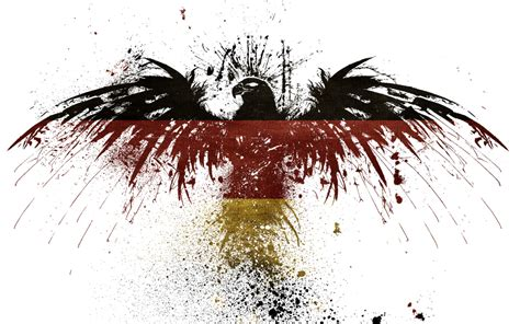 german eagle tattoo girls wallpaper