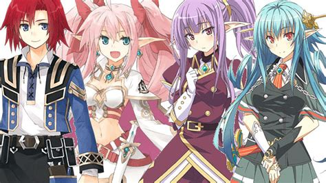 Kaset 3ds Lord Of Magna Maiden Heaven lord of magna trailer introduces characters gematsu