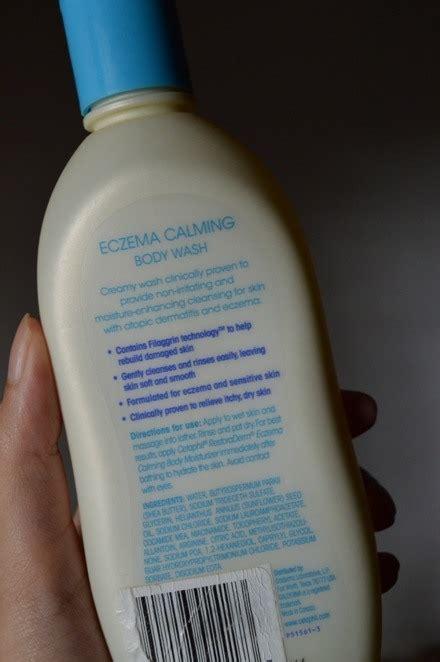 Cetaphil Restoraderm Eczema Calming Moisturizer cetaphil restoraderm eczema calming wash review