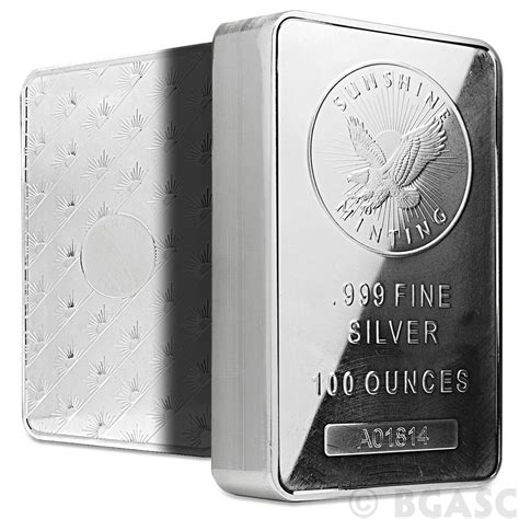 100 gram silver bar india buy 100 oz silver bar minting 999 bullion