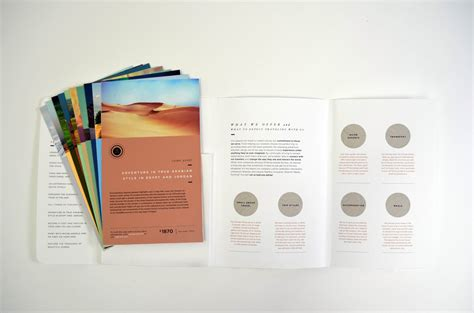 How To Design A Company Brochure by How To Design A Stunning Brochure 30 Expert Tips And