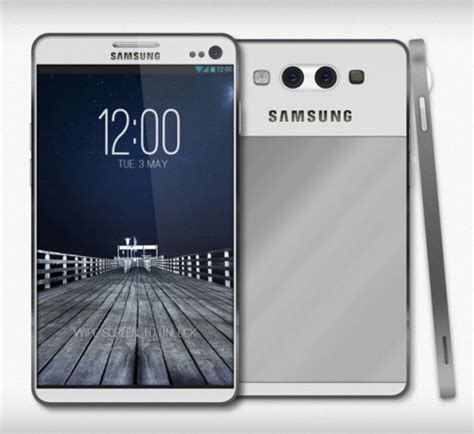 Future Galaxy S4 samsung galaxy s4 mockup pictures and some rumors