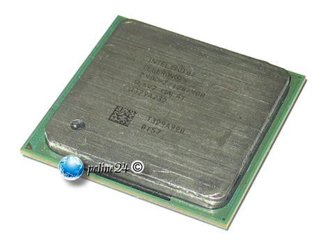 Intel Sockel 478 by Intel Celeron 2 4ghz Sl6v2 478 Sockel Notebook Laptop Prozessor 10015932
