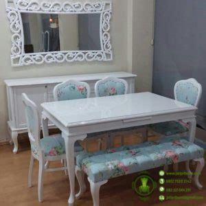Meja Makan Dan Gambarnya 16 desain meja makan minimalis terbaru furniture in home