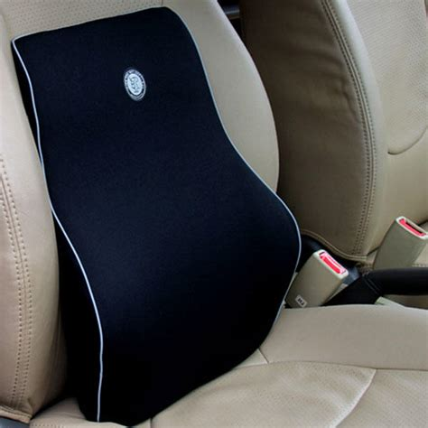 Cushion Supports by Backrest Cushion For Car Seat Lumbar Support Posture