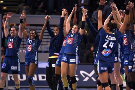 le journal rtl de 8h mondial f 233 minin de handball les