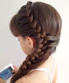 plaiting hair using chopsticks pinterest the world s catalog of ideas
