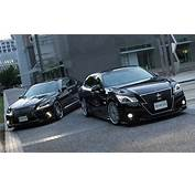 ROJAM Body Kit Toyota Crown S210 Tuning 2017 11