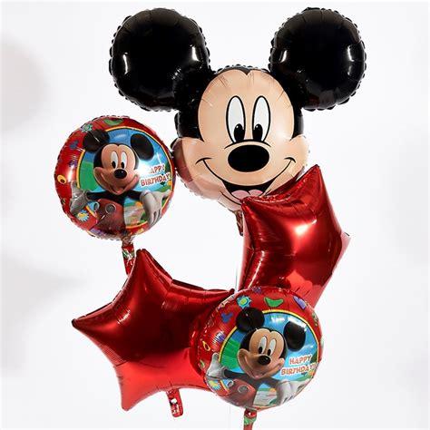 Balon Foil Disney Mickeymouse disney mickey mouse foil balloon bouquet card factory