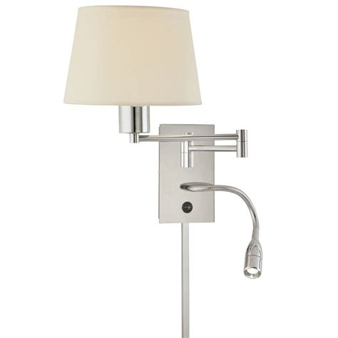 Swing Arm Reading L by Overwhelming Reading Sconce Reading Swing Arm Wall Sconce